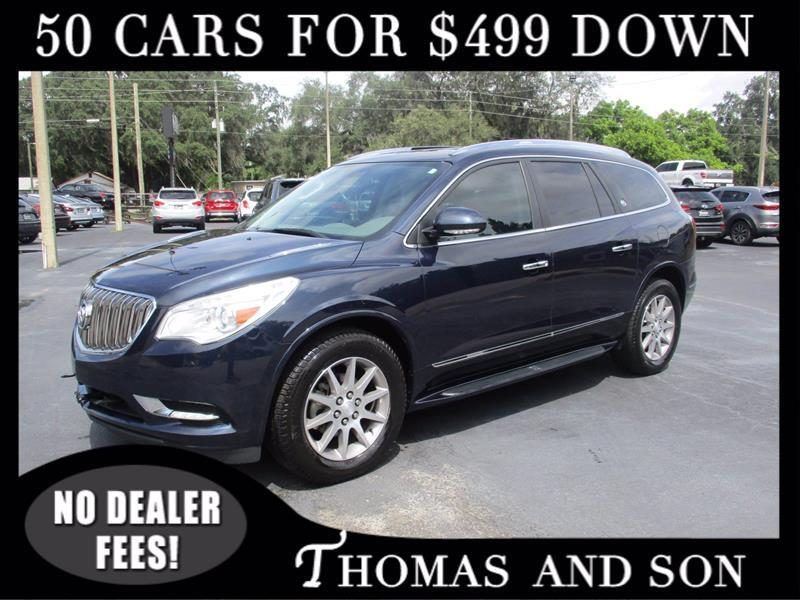 Buick Enclave Leather FWD 2016