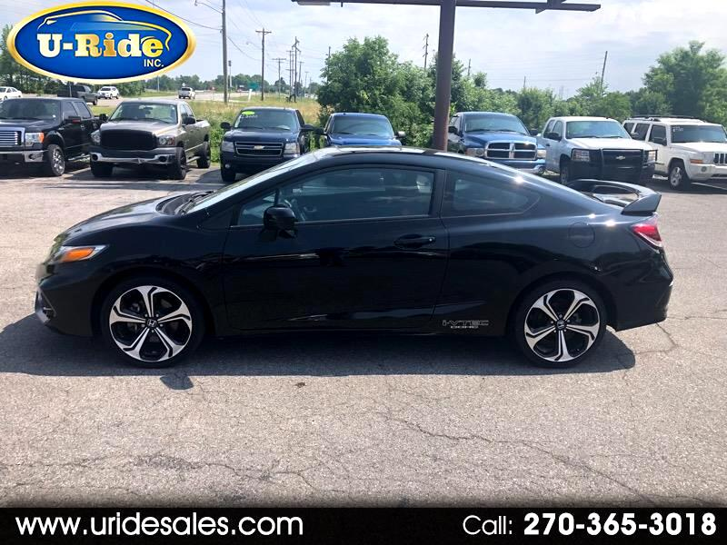 2015 Honda Civic Coupe 2dr Man Si w/Navi
