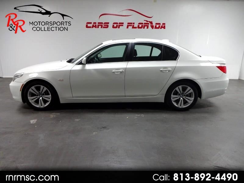 BMW 5-Series 528i 2009