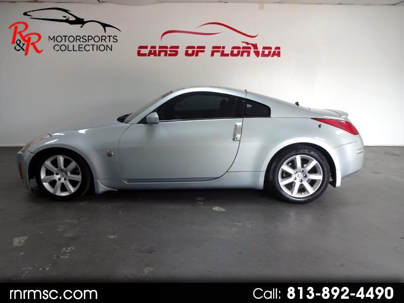 Nissan 350Z Enthusiast Coupe 2004
