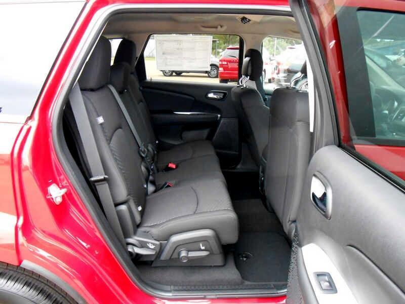 2018 Dodge Journey SE