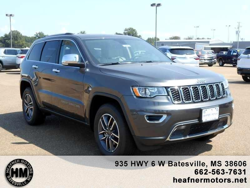 Jeep Grand Cherokee Limited 2WD 2020