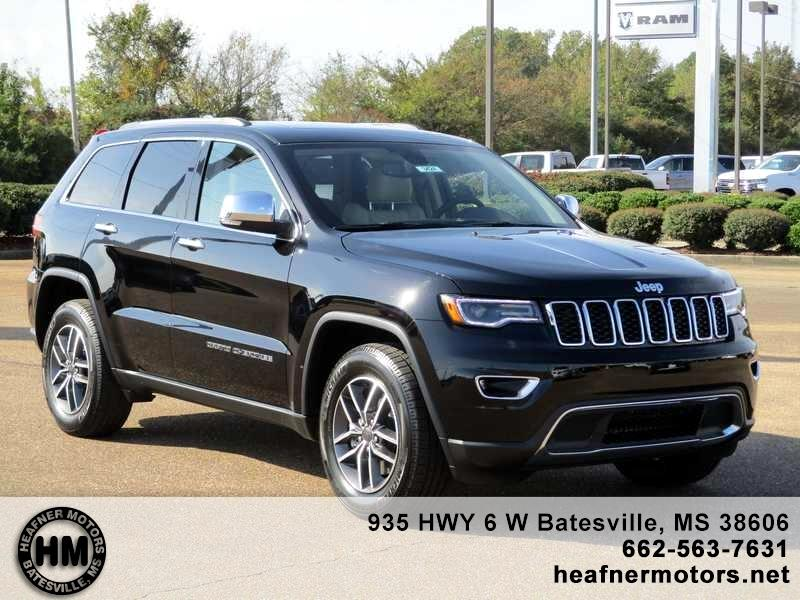 Jeep Grand Cherokee Limited 2WD 2021