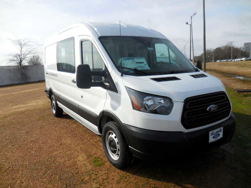 2019 Ford Transit 350 Van Med. Roof w/Sliding Pass. 148-in. WB