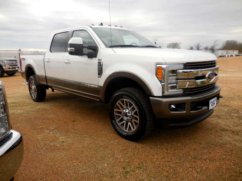 2019 Ford F-250 SD King Ranch Crew Cab 4WD