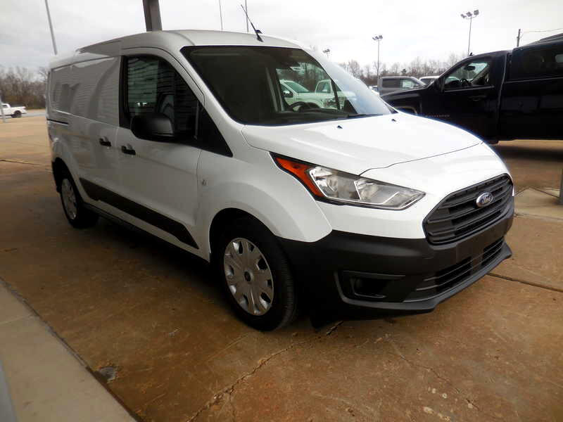 2019 Ford Transit Connect Cargo Van XL LWB w/Rear 180 Degree Door