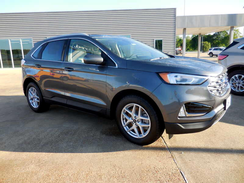Ford Edge SEL FWD 2021