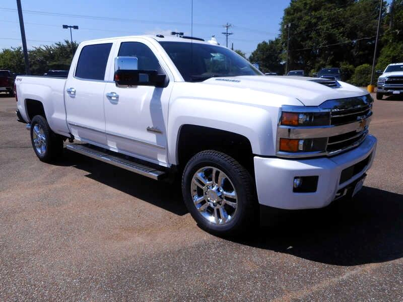 2019 Chevrolet Silverado 2500HD High Country Crew Cab Short Box 4WD