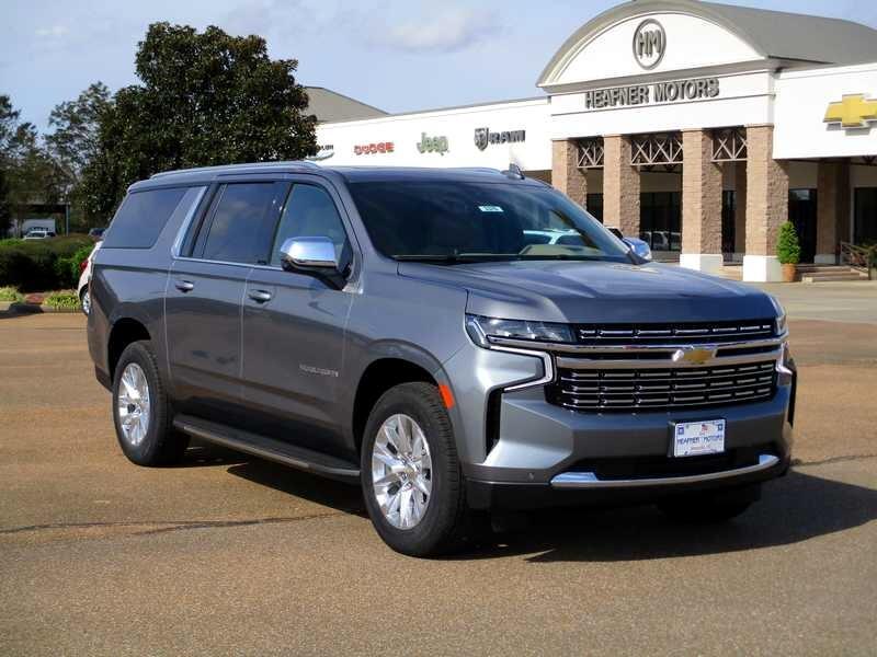Chevrolet Suburban Premier 2021