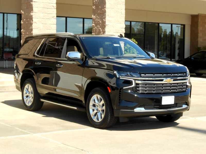 Chevrolet Tahoe Premier 2021