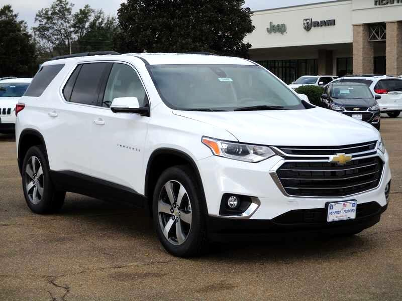 Chevrolet Traverse LT Leather FWD 2020