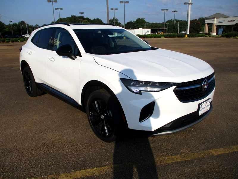 Buick Envision Essense 2021