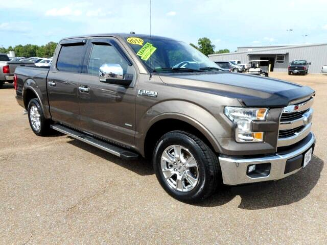 2016 Ford F-150 Lariat SuperCrew 2WD