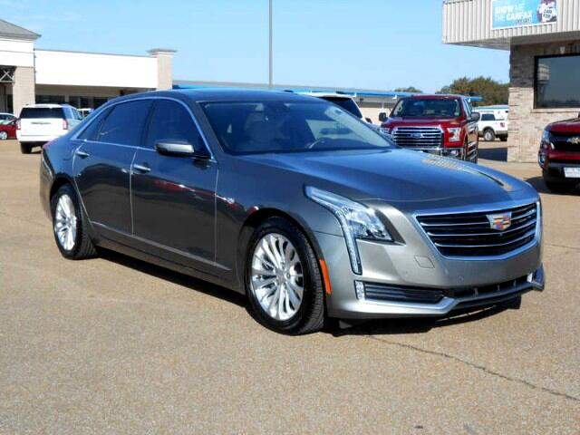 2016 Cadillac CT6 2.0L Luxury