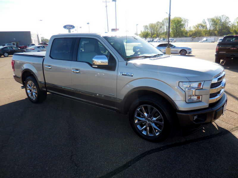 2017 Ford F-150 Lariat SuperCrew 2WD
