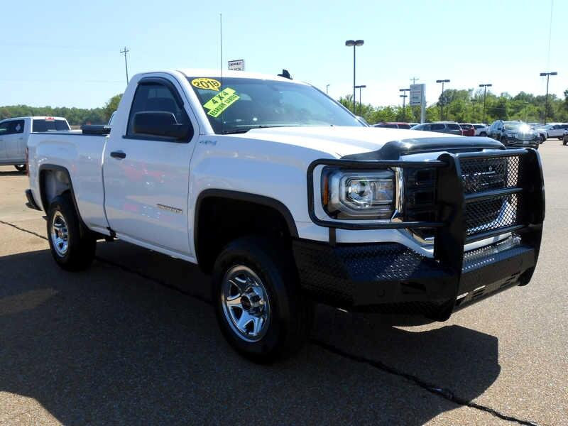 2018 GMC Sierra 1500 Base Long Box 4WD