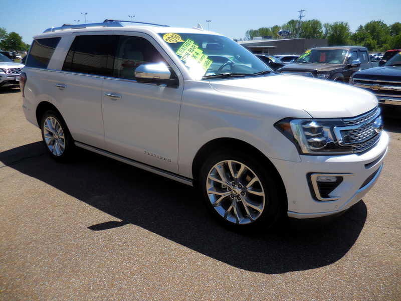 2018 Ford Expedition Platinum 2WD
