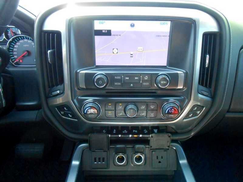 Chevrolet Silverado 2500HD LTZ Crew Cab Long Box 4WD 2015