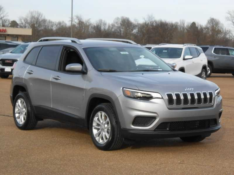 Jeep Cherokee Latitude FWD 2020