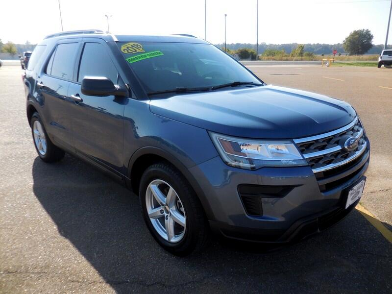 Ford Explorer Base FWD 2018