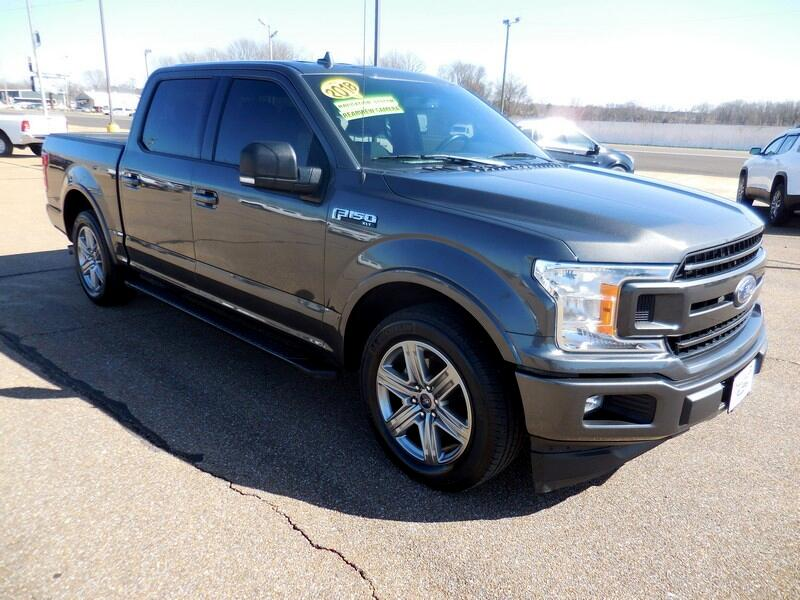 Ford F-150 XLT SuperCrew 2WD 2018