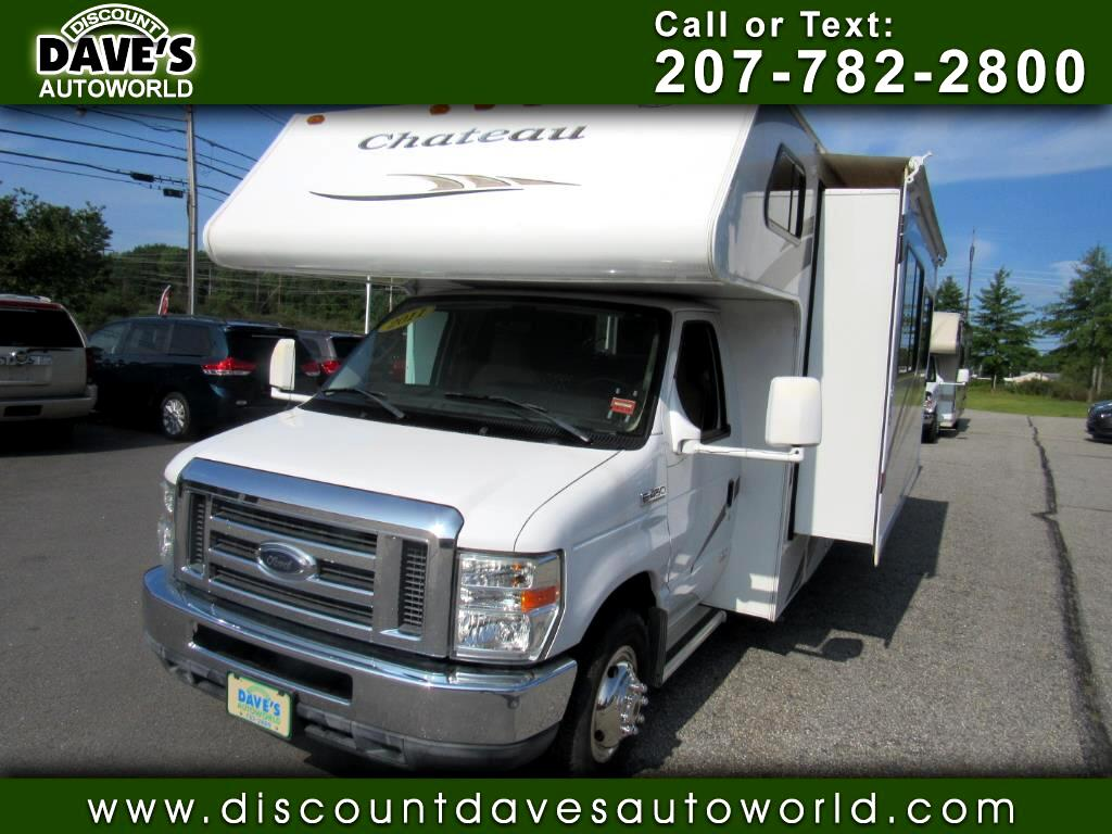 "2011 Ford Econoline Commercial Cutaway E-450 Super Duty 158"" DRW"
