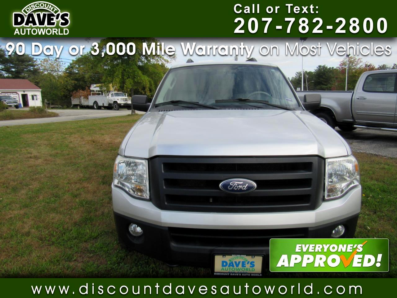 2010 Ford Expedition EL 4WD 4dr SSV