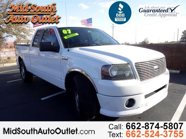 2007 Ford F-150 2WD Supercab 145