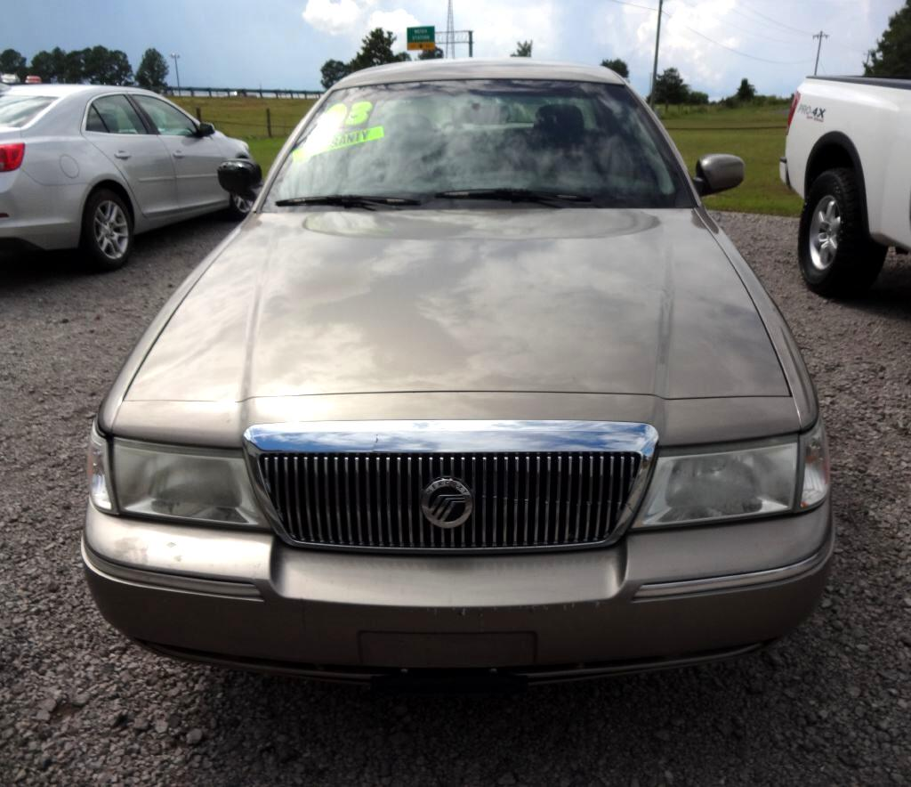 2003 Mercury Grand Marquis 4dr Sdn GS Convenience
