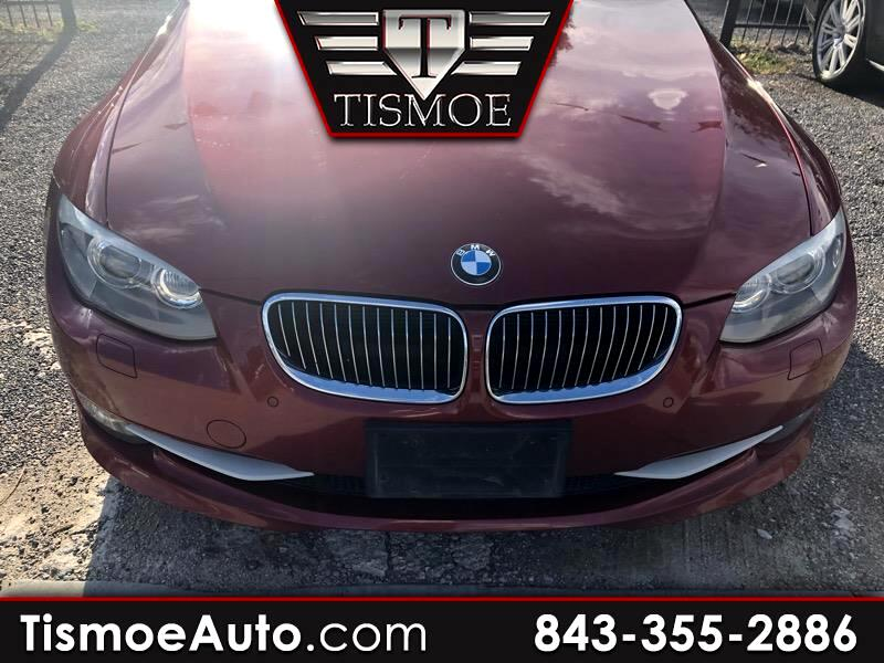 BMW 3-Series 2dr Convertible 2012
