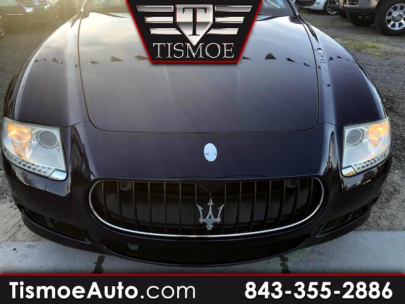 Maserati Quattroporte Executive GT 2009