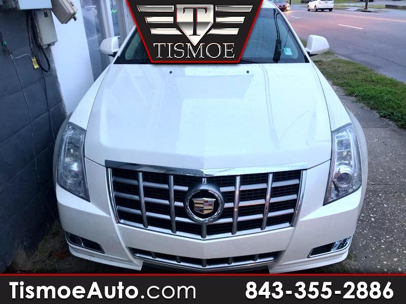 Cadillac CTS Sport Wagon 3.6L Premium RWD w/ Navigation 2012
