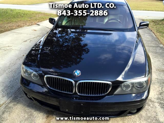 BMW 7 Series 750Li 2006