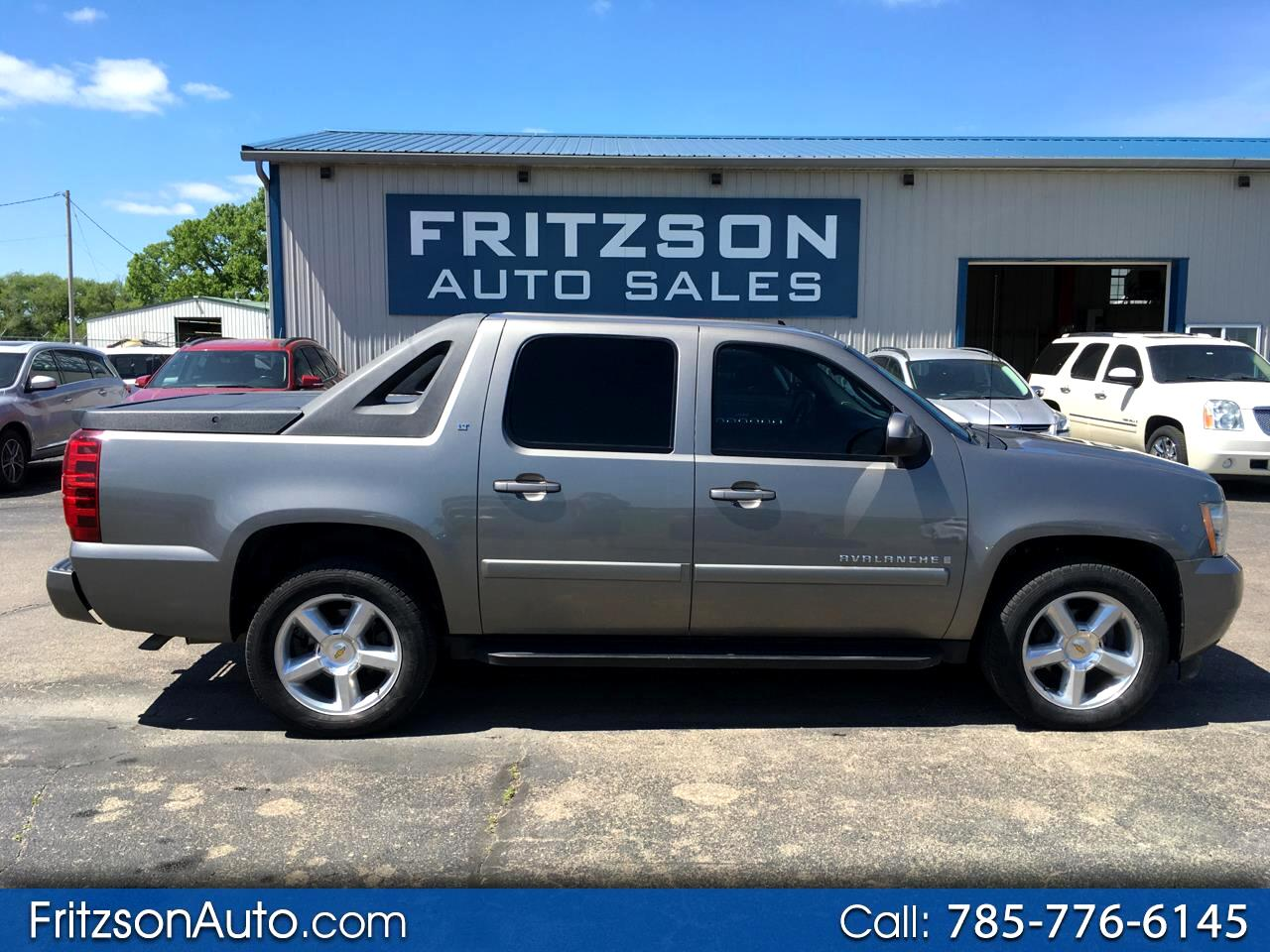 Chevrolet Avalanche LT2 2WD 2008