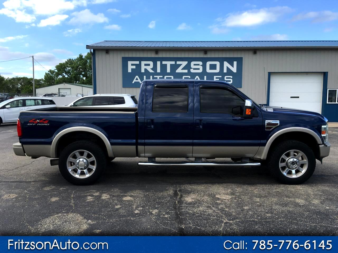 Ford F-250 SD  2008