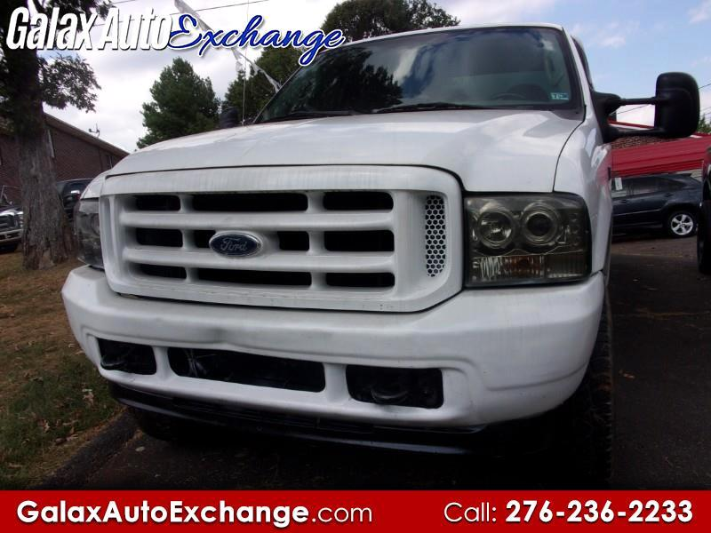 2004 Ford F-350 SD Lariat Crew Cab Long Bed 4WD