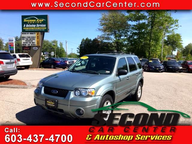 2006 Ford Escape Hybrid 4WD