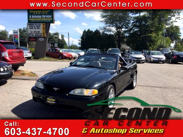 1995 Ford Mustang Cobra Convertible