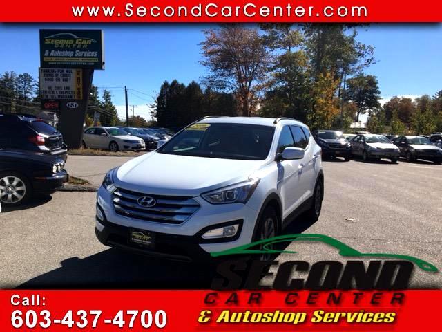 2016 Hyundai Santa Fe Sport 2.4 AWD