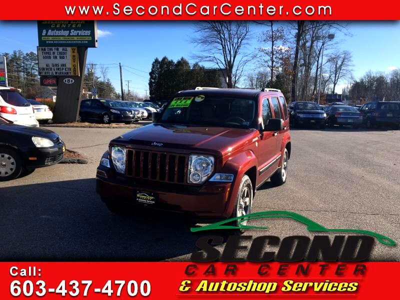 Used 2008 Jeep Liberty For Sale In Derry Nh 03038 Second Car Center