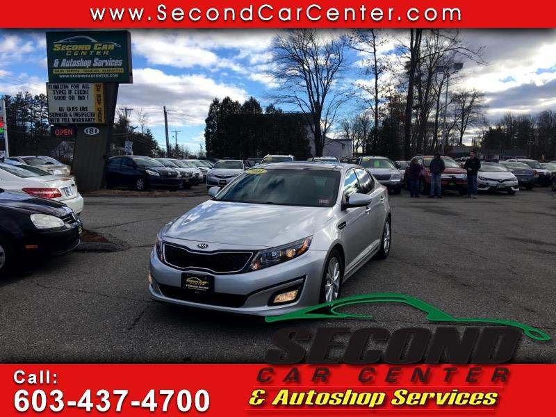 Kia Optima EX 2014
