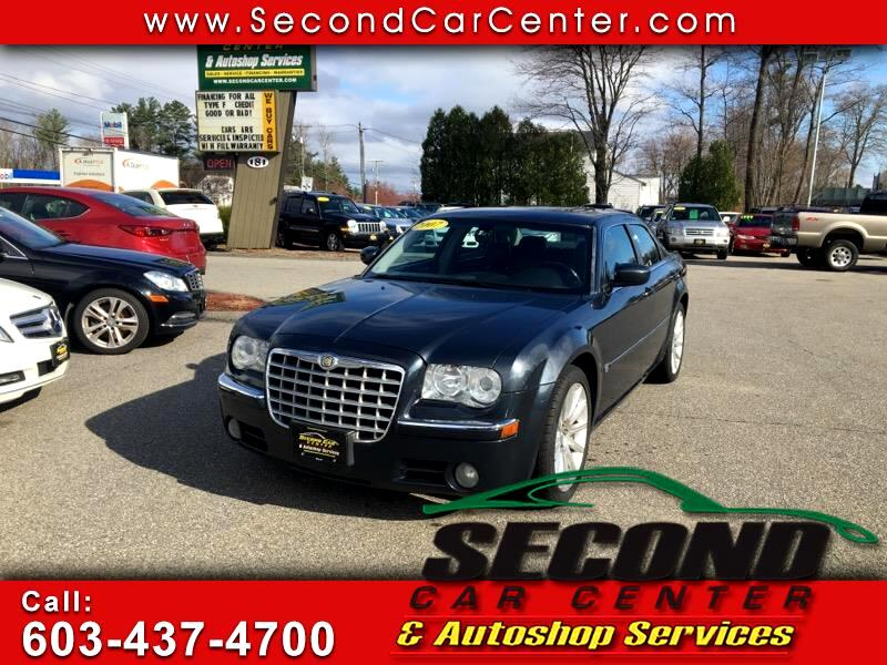 2007 Chrysler 300 4dr Sdn 300C SRT8