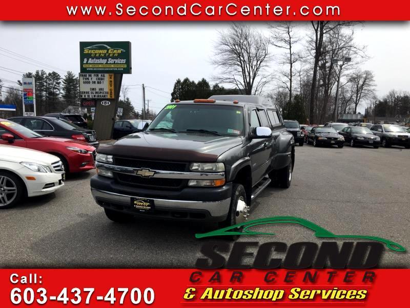 2001 Chevrolet Silverado 3500 LS Ext. Cab 4WD