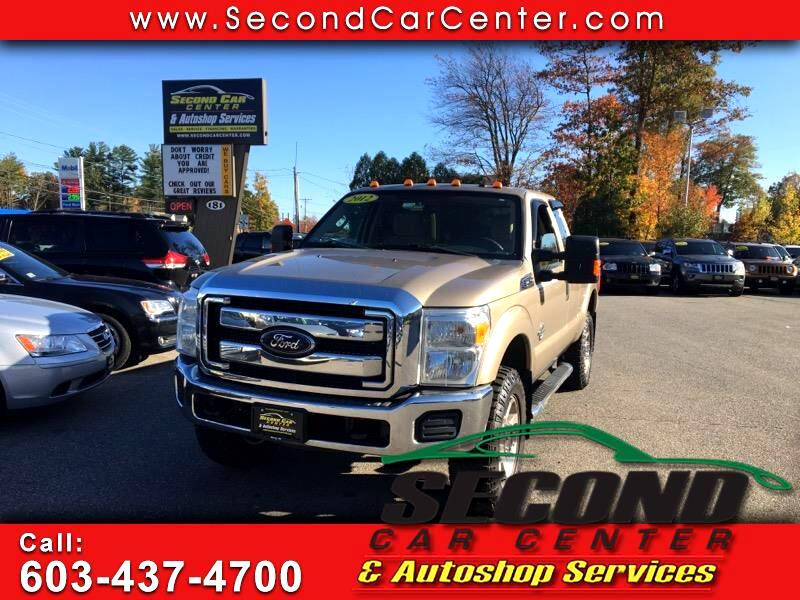 Ford F-250 SD XL SuperCab Long Bed 4WD 2012