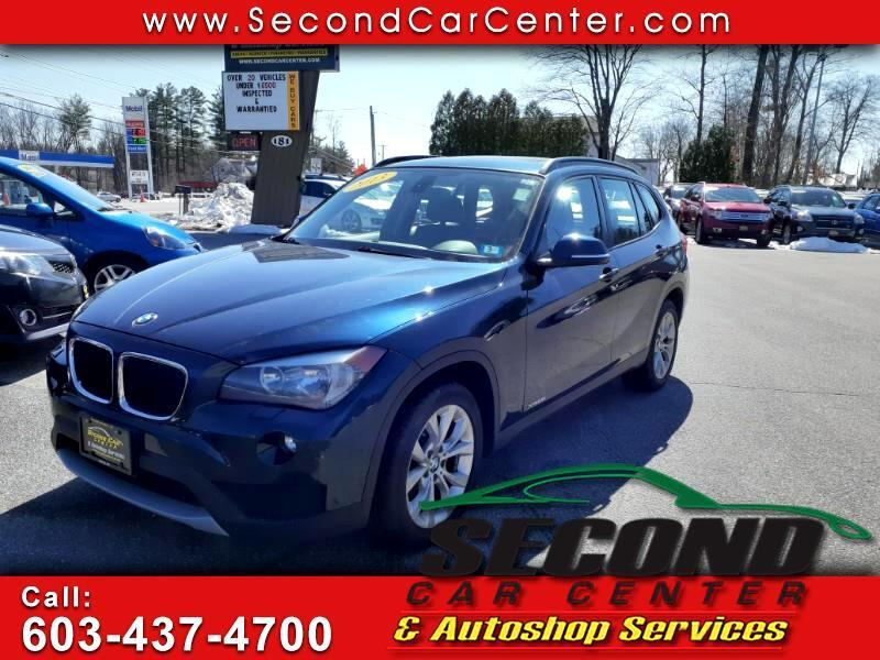 BMW X1 xDrive28i 2013