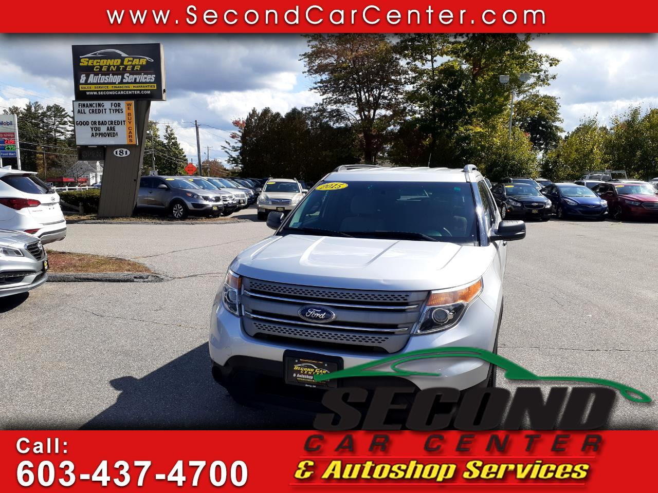 Ford Explorer 4WD 4dr Base 2015