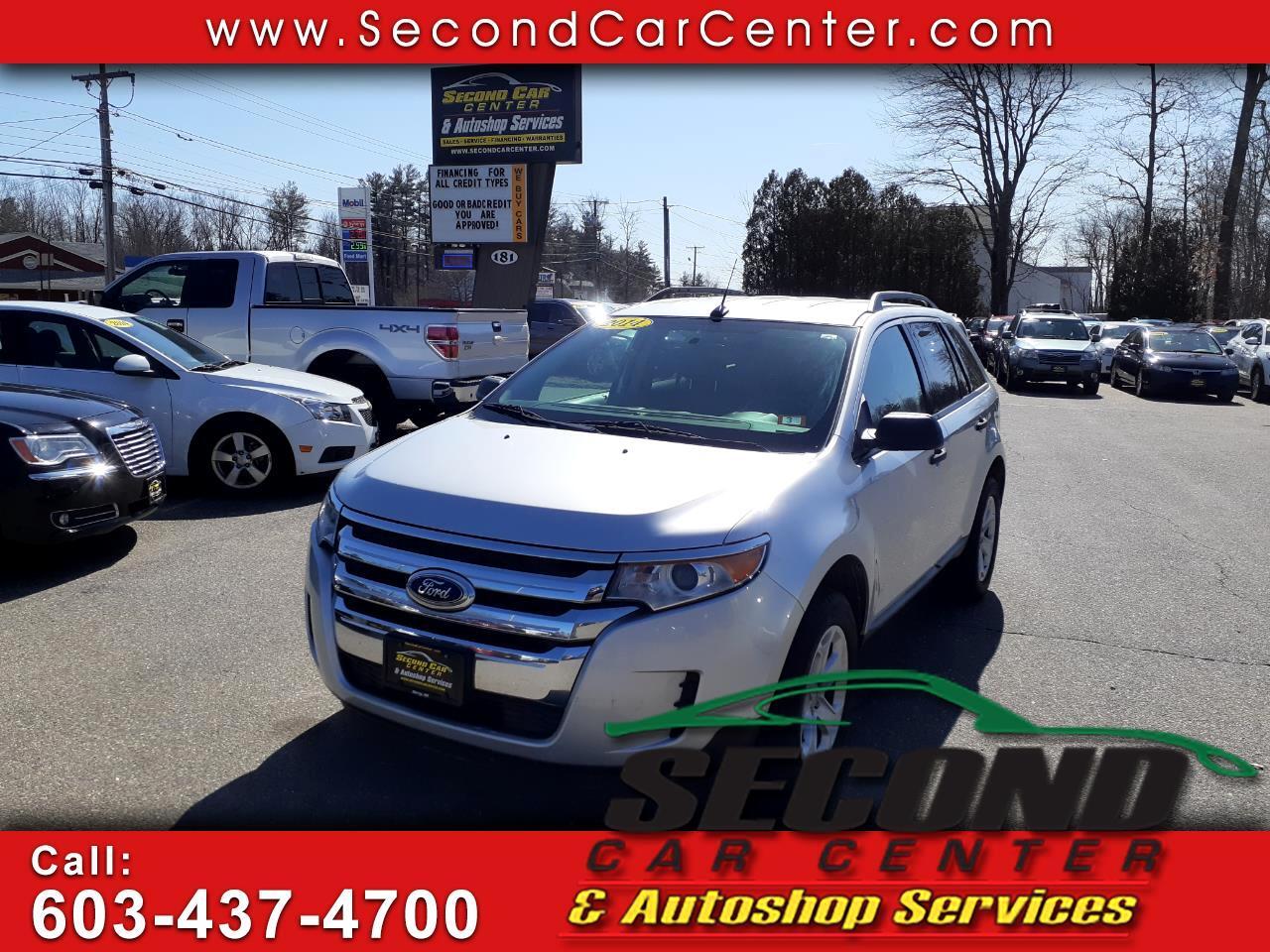 Ford Edge 4dr SE AWD 2014