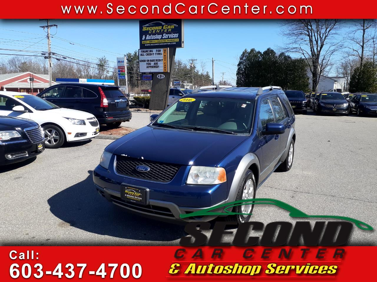 Ford Freestyle 4dr Wgn SEL AWD 2006