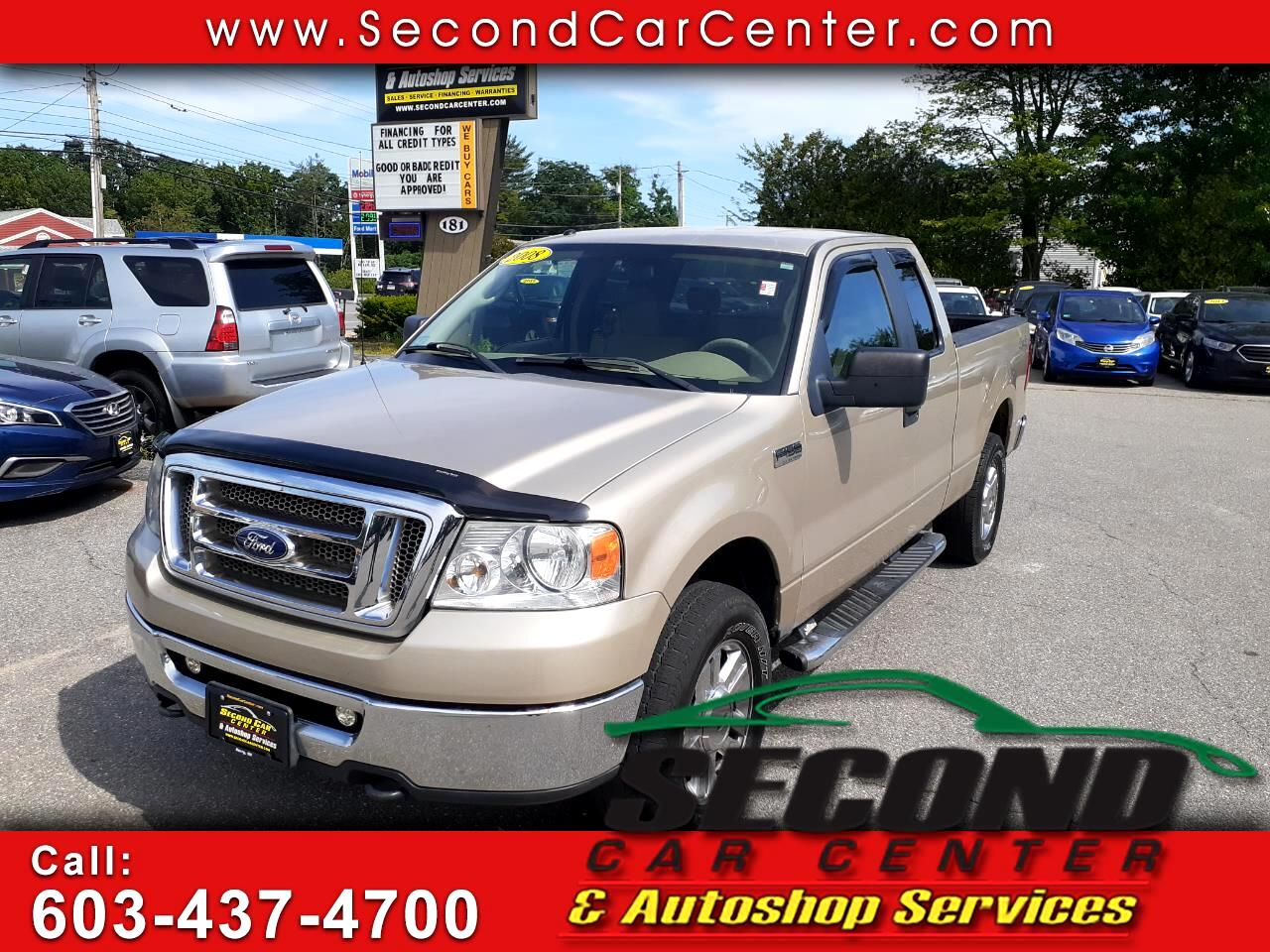 """Ford F-150 4WD SuperCab 145"""" 60th Anniversary 2008"""