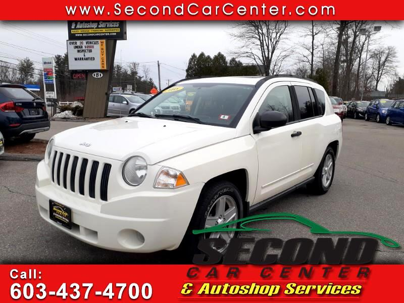 Jeep Compass Sport 4WD 2008